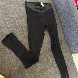Nike Pro men's Compression leggings/tights/skins